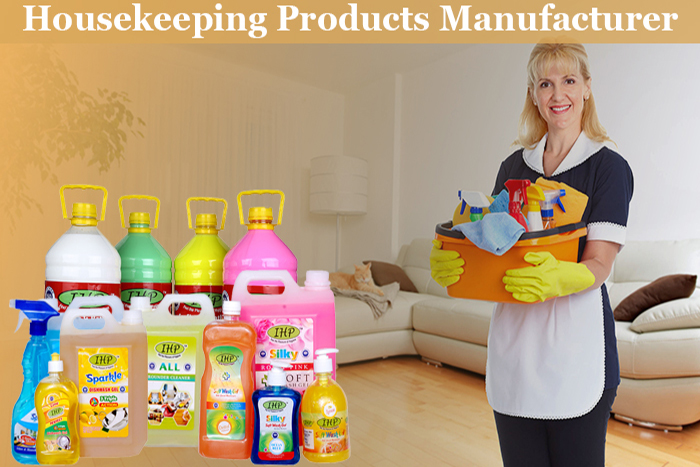Housekeeping Products Manufacturers in India