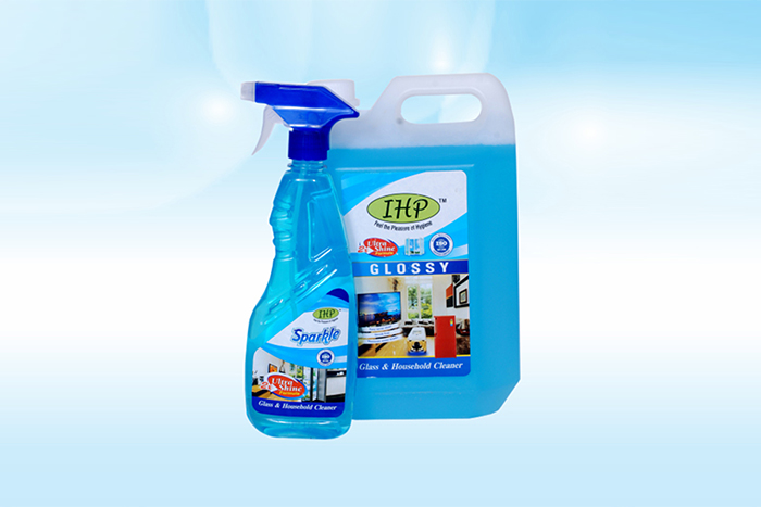 The Top Manufacturers of Housekeeping Products, Glass Cleaners, and Washroom Cleaners– IHP (Ishan Hygienic Products)